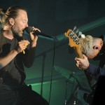 Atoms For Peace Make-Up ACL Performance Video