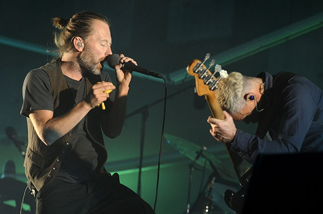 Atoms For Peace Make-Up ACL Performance