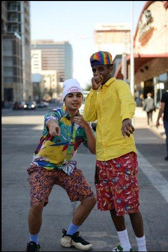 sxsw street fashion