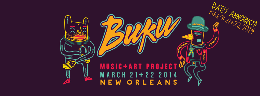 BUKU Music + Art Project 2014 Preview