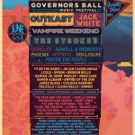 The Governors Ball 2014 Lineup Announced