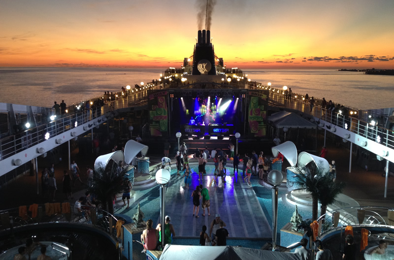 HARD Holy Ship!!! - EveryAmphibious EDM on the High Seas