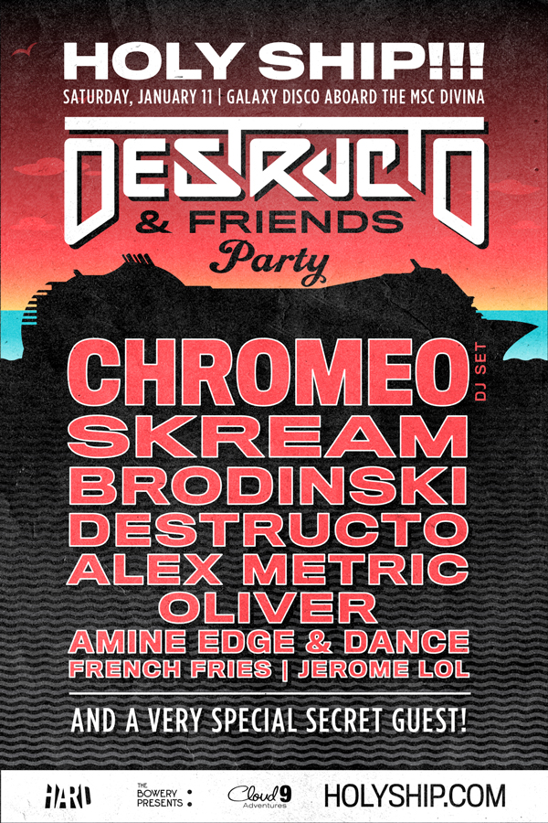 night 4 destructo