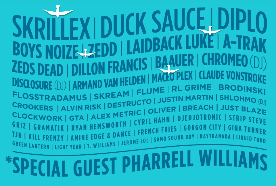 hard holy ship 2014 lineup