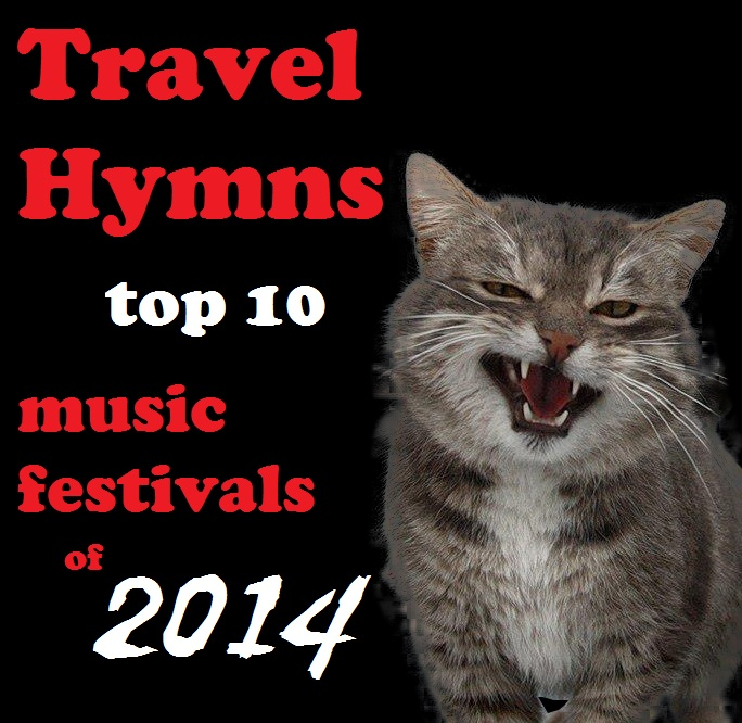 top 10 music festivals of 2014