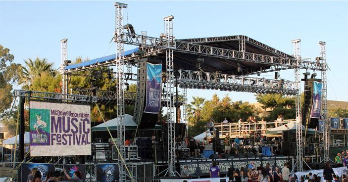 Mcdowell Mountain Music Festival 2014