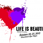 Life Is Beautiful Festival 2013