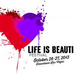 Life Is Beautiful Festival 2013