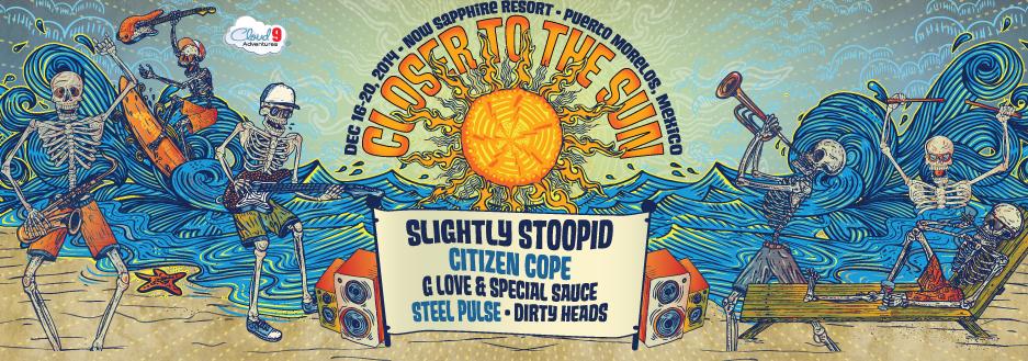 Closer to the Sun Festival 2014