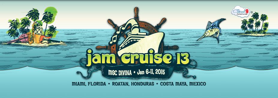 Jam Cruise 2015