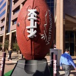 What happens after the Super Bowl XLIX leaves town