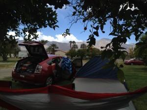 camping at coachella