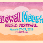 Things for Campers to do before and after the shows at McDowell Mountain Music Festival 2015