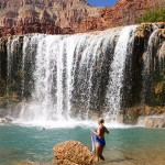 Havasu Falls Offers Perfect Escape from Heat
