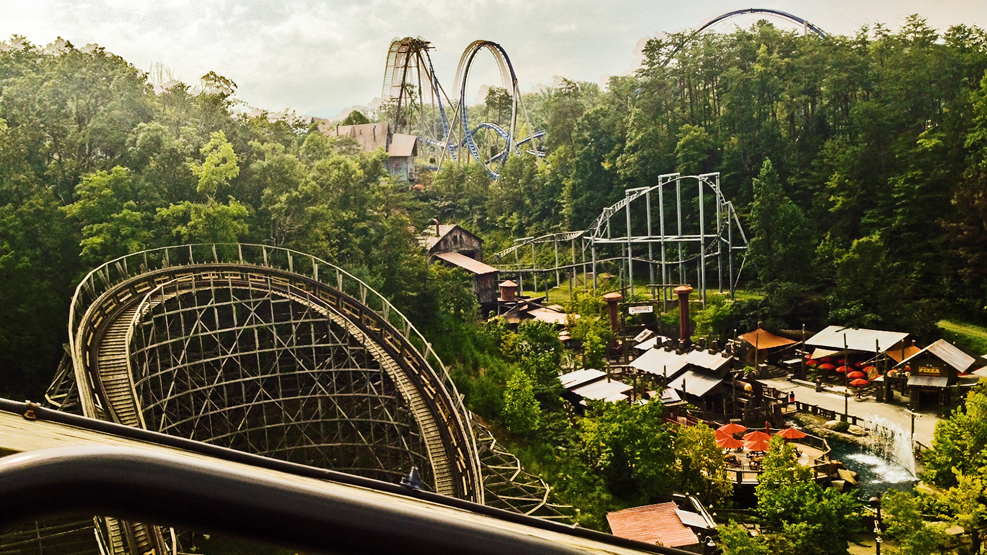 Hang on Folks! Dollywood is Expanding - Travel Hymns