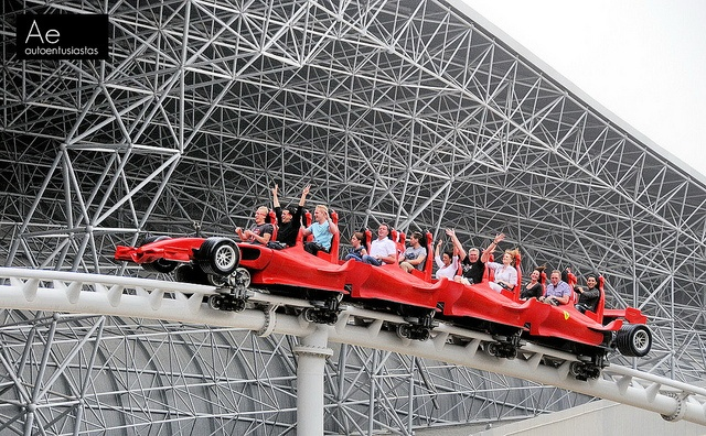 Roller Coasters Not For The Faint Of Heart Travel Hymns