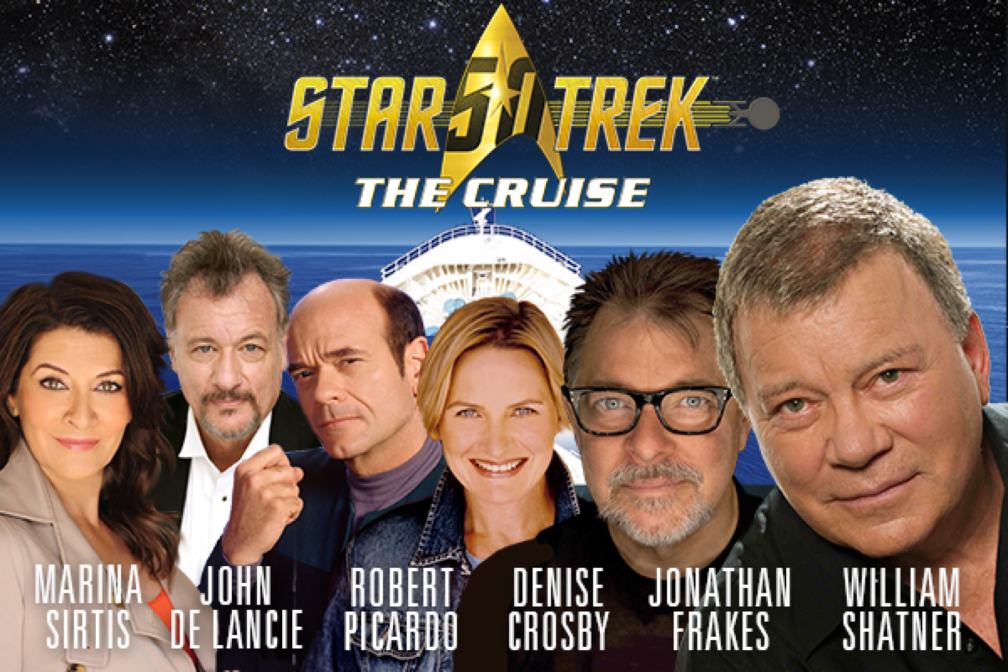 Sold Out Star Trek Cruise Sets Sail In 2017 Travel Hymns