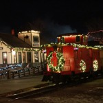 Trains Rides For the Holidays