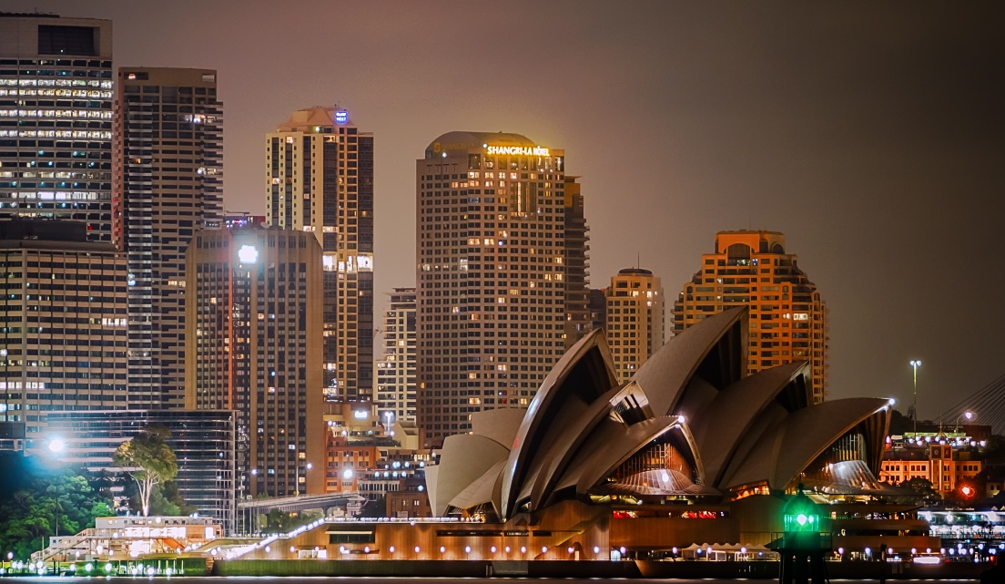 Sydney's Bustling Nightlife - Travel Hymns