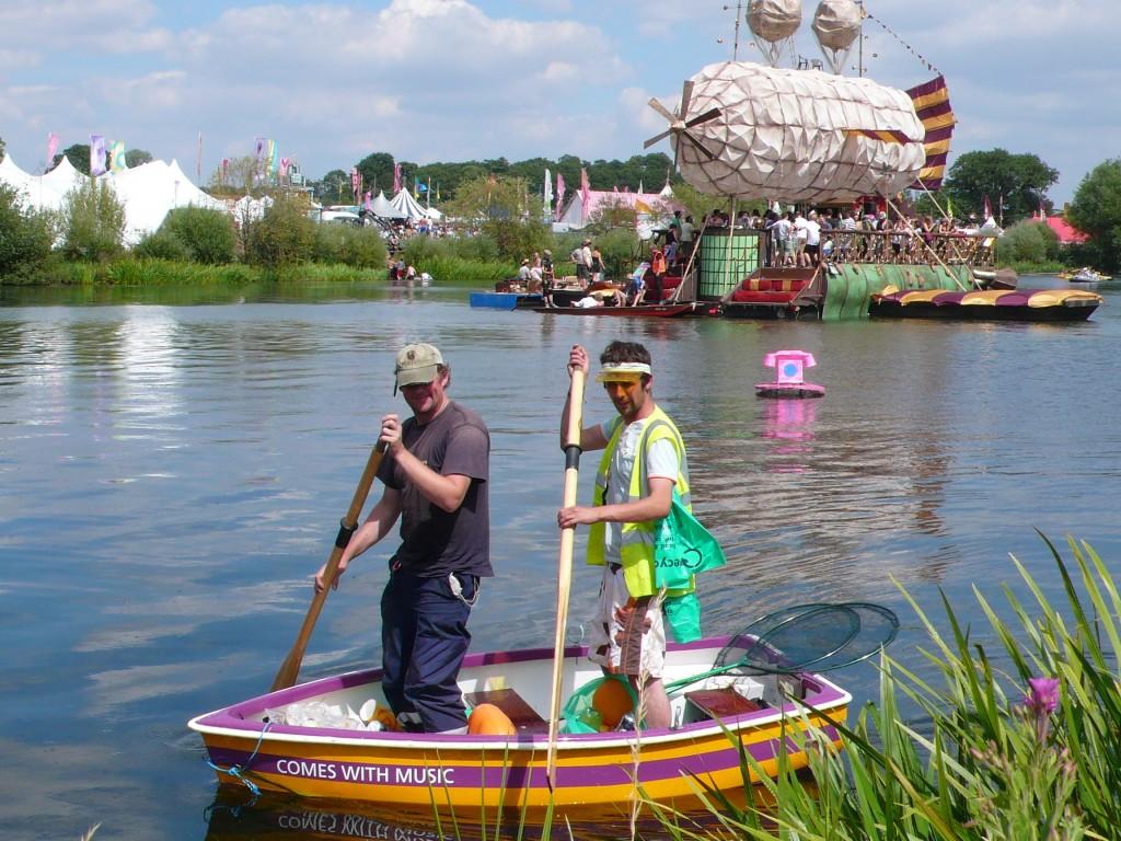 secret garden party UK festival