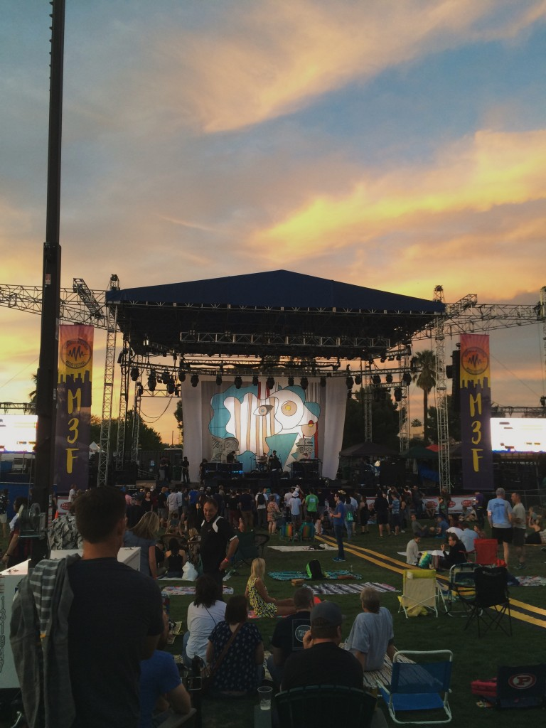 animal collective set at mcdowell mountain music festival