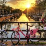 How to book a holiday in Amsterdam online?