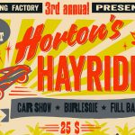 Almost time for the 3rd Annual Horton's Hayride!