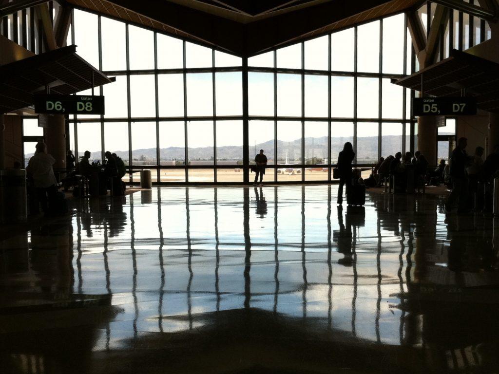 Terminal 4, D Gates, Phoenix Sky Harbor Airport
