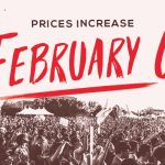 Ticket Price to Go Up for M3F on Feb 6th!