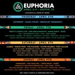 Euphoria! Announces Lineup By Day