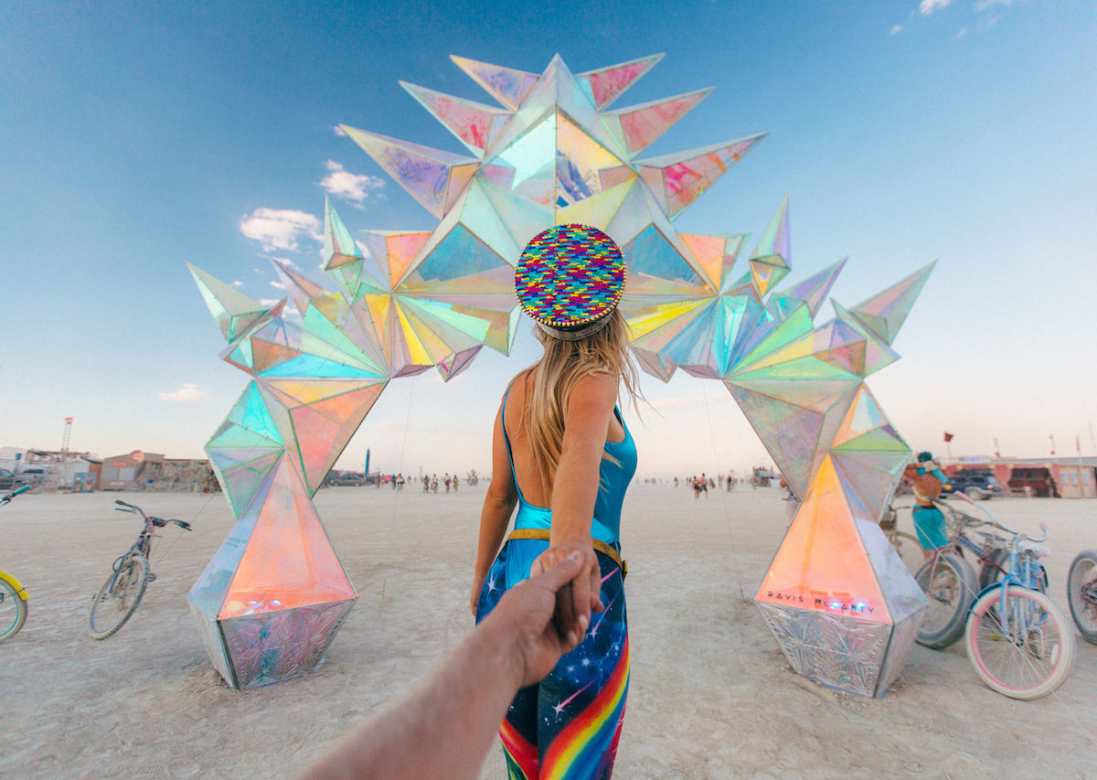 Prepping For Your First Burning Man Travel Hymns